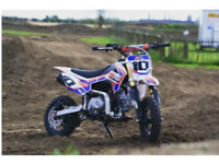 Dualways 10Ten MX90R Junior Dirt Bike