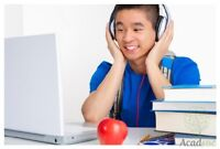 Online English & Math Tutor $12/Hour