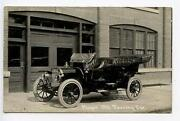Automobile Postcard