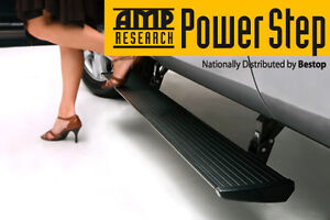 AMP Research POWER STEPS - Lowest Price in Canada