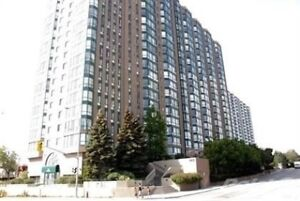 1 Bdrm Condo Apt(1000Sq Ft) In The Heart Of Mississauga