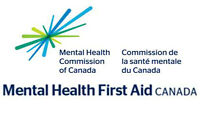 Mental Health First Aid Training - Wolfville, Amherst, Yarmouth