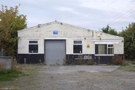 Looking for storage / workshop / garage / unit for rent approx. 500 - 1000sqft