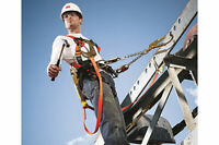 Working at Heights- only half day in class! refresher $125/ $150