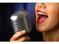 Singing lessons for all ages!