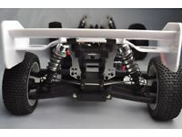 Brushless rc buggy/truck wanted