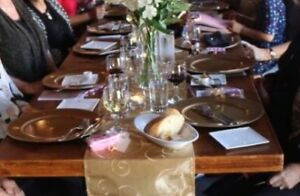 Gold Table Runners (36)