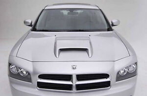 dodge charger fiberglass hood scoop l10 special ebay. Black Bedroom Furniture Sets. Home Design Ideas