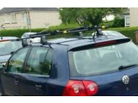 Thule roof bars for VW golf mk5 or Audi A3