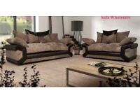 3&2 Sheldon sofa with FREE FOOTSTOOL ##