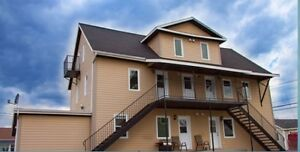 2 Bedroom apartment available immediately in Grand Falls, NB