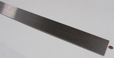 O1 Tool Steel Ground Bar 116 -.001 Thick X 4 Wide X 36 Length