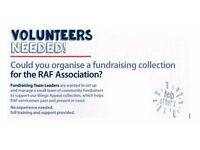 Volunteer Fundraising Team Leader - Barnstaple for The RAF Association