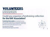 Volunteer Fundraising Team Leader -Burnley for The RAF Association