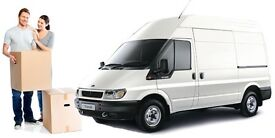 House and Furniture Removal van for hire man with van