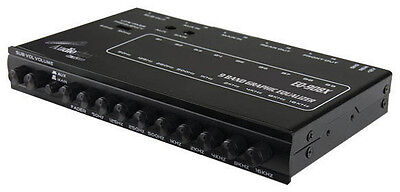 AUDIOPIPE  Audiopipe 9 Band Equalizer EQ908X