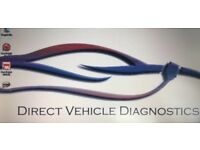 Direct Vehicle Diagnostics Car Van Truck