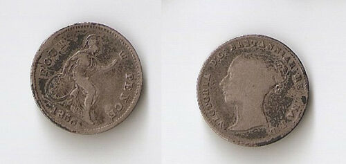 UK(Great Britain) 4 PENCE (Groat) 1855