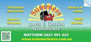 Summers Lawn & Garden Maintenance Blacktown Blacktown Area Preview