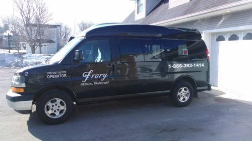 Handicap Vans For Sale By Owner Craigslist >> Wheelchair Van Ebay