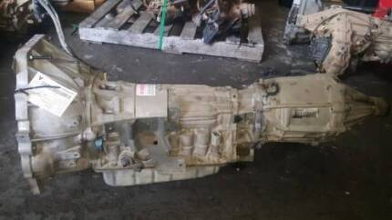 HOLDEN RODEO RA 4WD 6VE1 AUTO TRANSMISSION 03 TO 06 (60256)