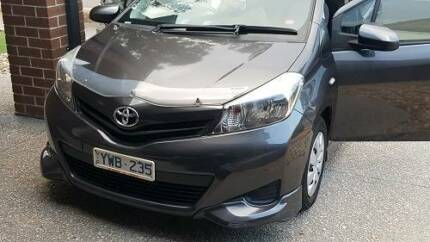 2012 TOYOTA YARIS YR AUTO QUICK SELL