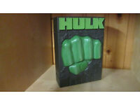 The Hulk: Limited Edition DVD Box Set 2003