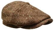 Stetson Newsboy Hat
