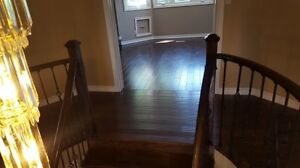 Laminate $0.99 Installation.....Hardwood $1.25 ONTARIO