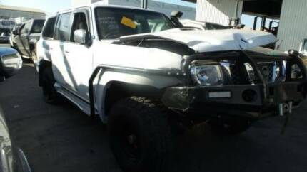NISSAN PATROL AUTO VEHICLE WRECKING PARTS 2009 (VA01638) Brisbane South West Preview