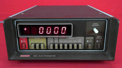 Keithley 642 Electrometer
