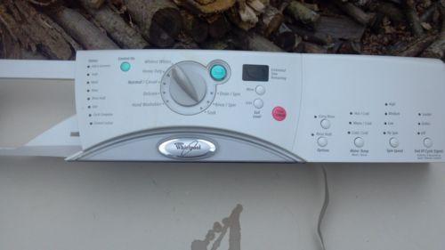 Whirlpool Duet Control Panel Ebay