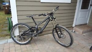 Specialized demo 8 carbon 2014