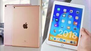 Grande Spécial! iPad 6 dans la boite scellée Seulement 399$!