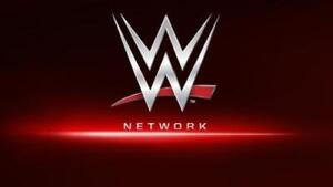 WWE NETWORK - 12 MONTH SUBSCRIPTION 95% OFF