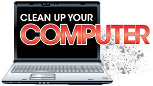 Computer Cleanup And Fixup