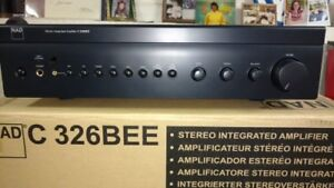 NAD 326BEE Integrated Amplifier
