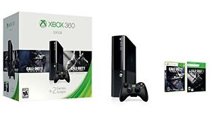 BRAND NEW SEALED XBOX 360 CALL OF DUTY BLACK OPS BUNDLE