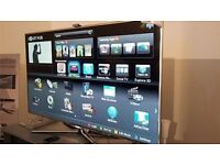 Samsung Smart TV UE60D8000 3D 1080p HD LED Internet TV 60 inches with WIFI