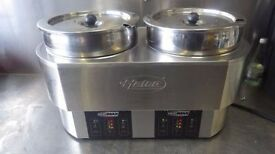 Hatco 'Heatmax' Soup Warmer Bain marie 240v