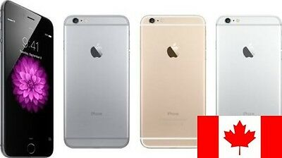 iPhone 6 PLUS 16gb/32gb/64gb Unlocked Smartphone in Gold, Silver or Gray