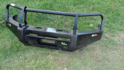 Ford PX Ranger Ironman Winch Bull Bar New Part Rosewood Ipswich City Preview