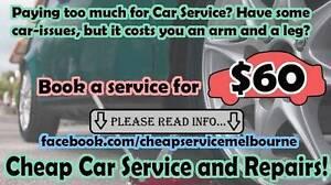 Cheap Car Service & Repairs - Mobile mechanic/7days a week Sunshine Brimbank Area Preview