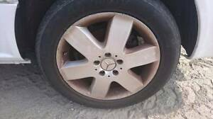 MERCEDES VITO 120CDI 17 X 7 INCH ALLOY WHEEL 04 TO 11(TMP-120237) Brisbane South West Preview
