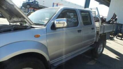 NISSAN NAVARA MANUAL VEHICLE WRECKING PARTS 2009 (VA01491) Brisbane South West Preview