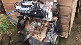 Fiat Panda engine 1.2 petrol perfect condition + a lot of other parts
