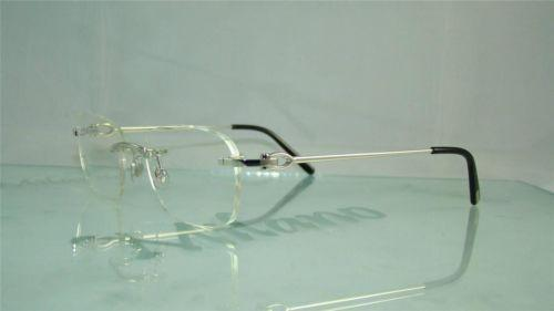 Cartier Rimless Eyeglasses Ebay