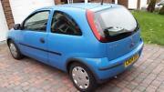 Vauxhall Corsa 1.3 Cdti 2004