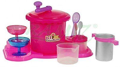 Ice Cream Maker Set 661-151 - EIS Maschine für Kinder - Eiscreme Spielset