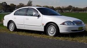 2002 Ford Fairmont Sedan Muswellbrook Muswellbrook Area Preview